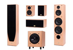 Radiotehnika Rigonda S Home Theater Set