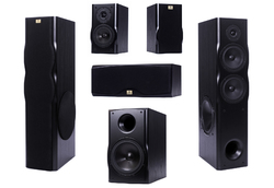 Radiotehnika X-Line Home Theater Set